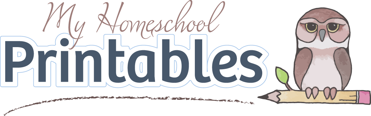 My Homeschool Printables